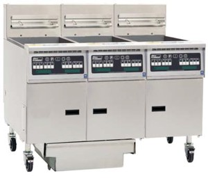 Solstice High Efficiency Gas and Electric Fryers