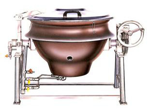 Rotational Soup Kettle RSK-300U